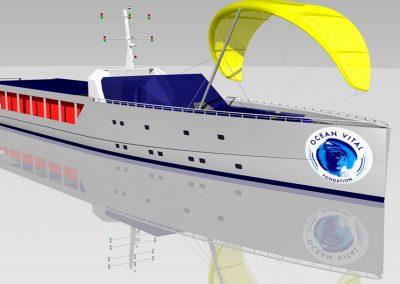 Navire Océan Vital